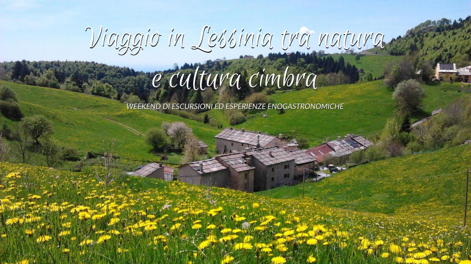 Weekend in Lessinia sulle Prealpi Veronesi